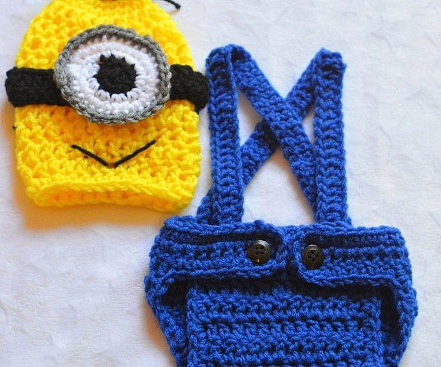 Crochet Minion Costumes