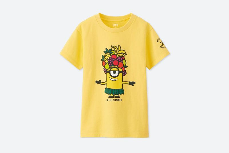 Yellow Monster Clothing Lines