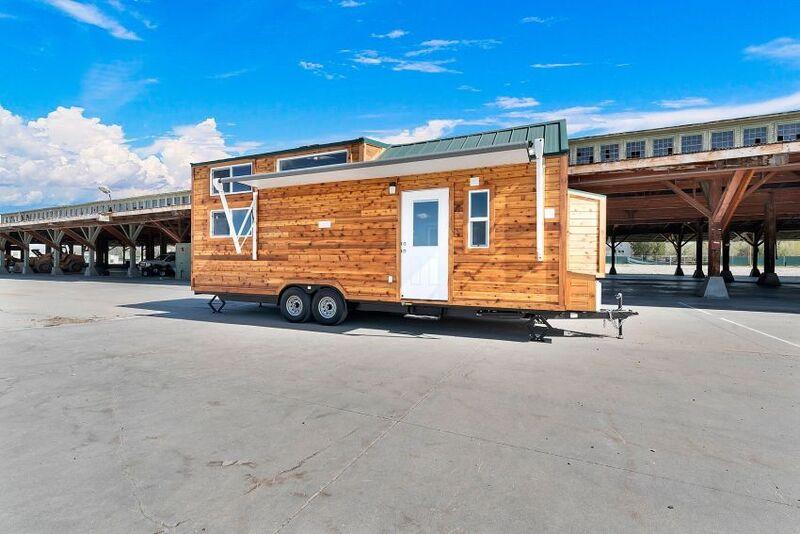 Custom-Built Timber Tiny Homes