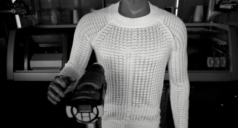 Heat-Treated Custom Sweaters
