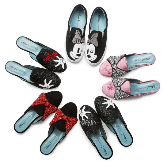 Disney Character-Themed Shoes
