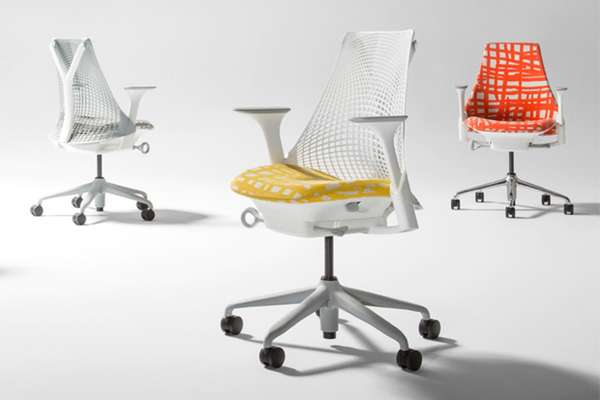 Vibrant Office Chair Collabs