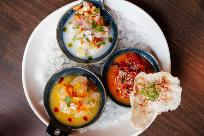 Contemporary Peruvian Eateries