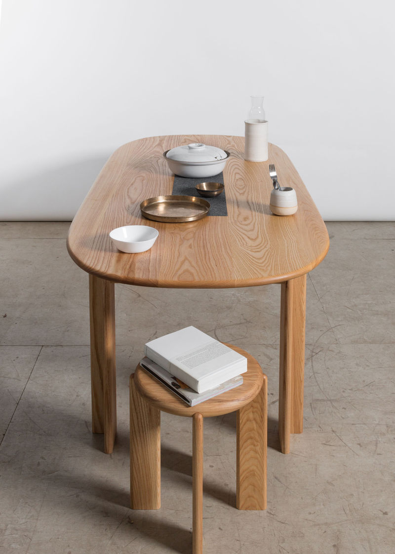 Storage-Embedded Dining Tables