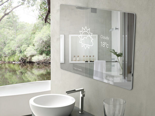 Interactive Bathroom Entertainment Systems