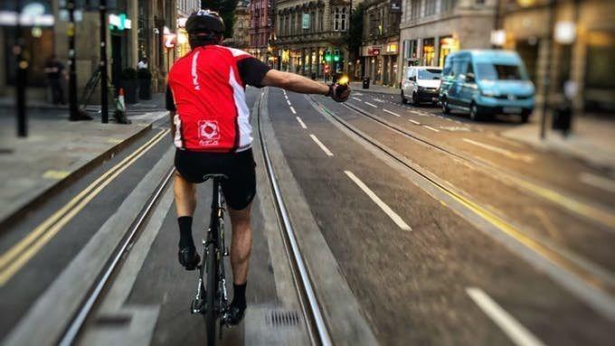 Dual-Purpose Bicycle Indicators