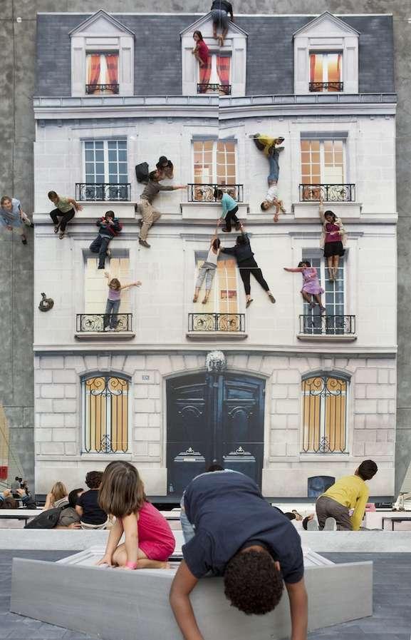Building Illusion Displays