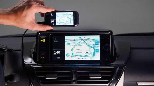 Smartphone-Syncing SUVs