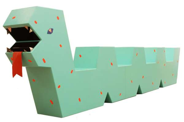 Art Installation-Inspired Furniture