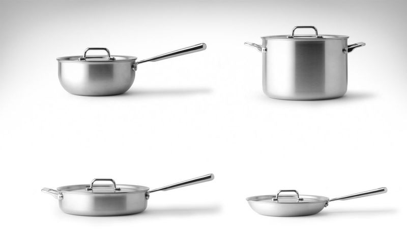 Affordable Professional Cookware
