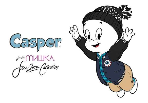 Cartoon Character Model Lookbooks