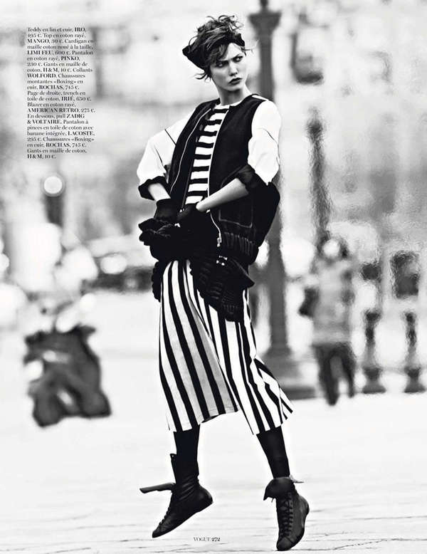 Parisian Tomboy Editorials