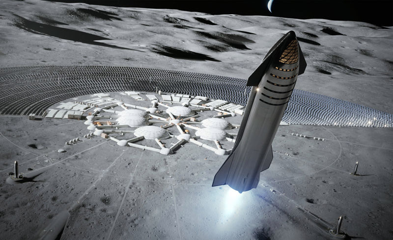 Moon Mission Timeline Announcements