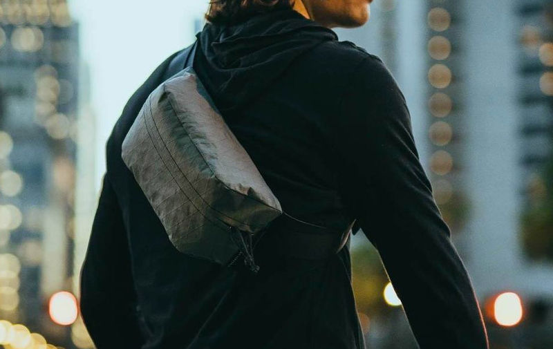 Ripstop Cyclist Waist Packs