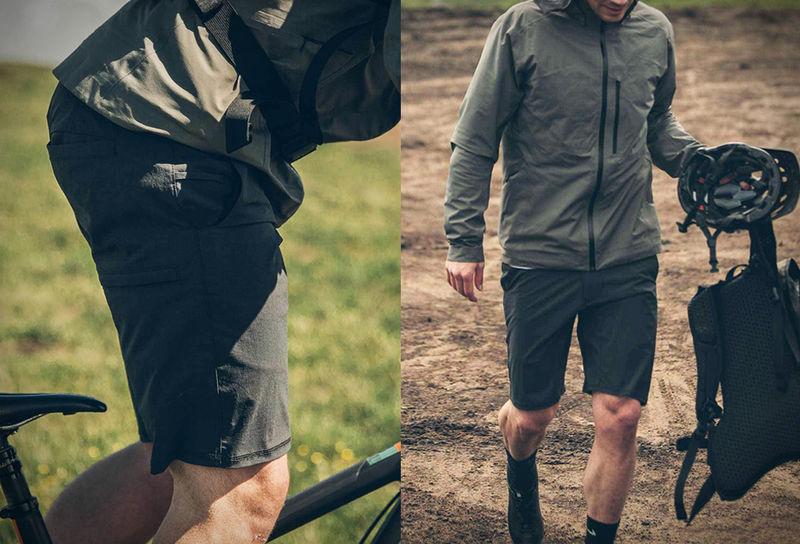 Rugged Urban Cyclist Shorts