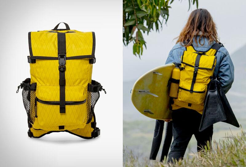 Off-Grid Adventurer Packs