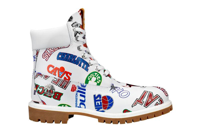 Basketball Team Nubuck Boots