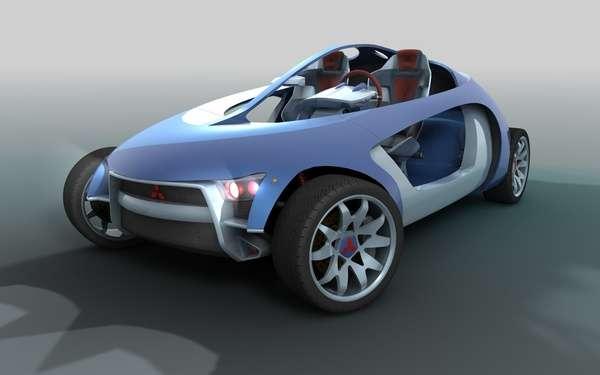Hatchling Concept Cars