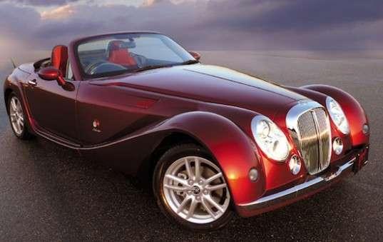 Luxury Electric Autos