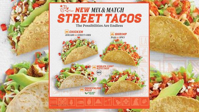 Personalized Taco Variety Menus