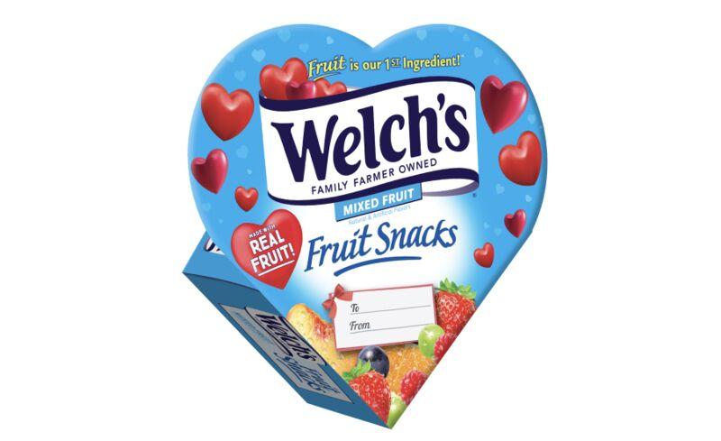 Romantic Branding Fruit Snacks