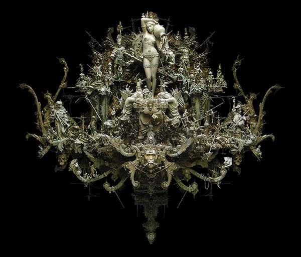 Divine Baroque-Influenced