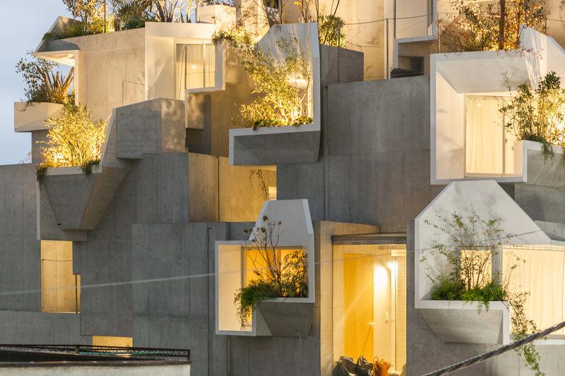 Multi-Generational Mixed-Use Houses