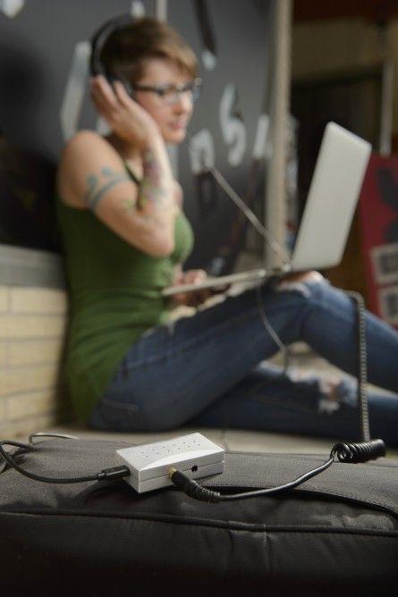 Laptop Audio Amplifiers
