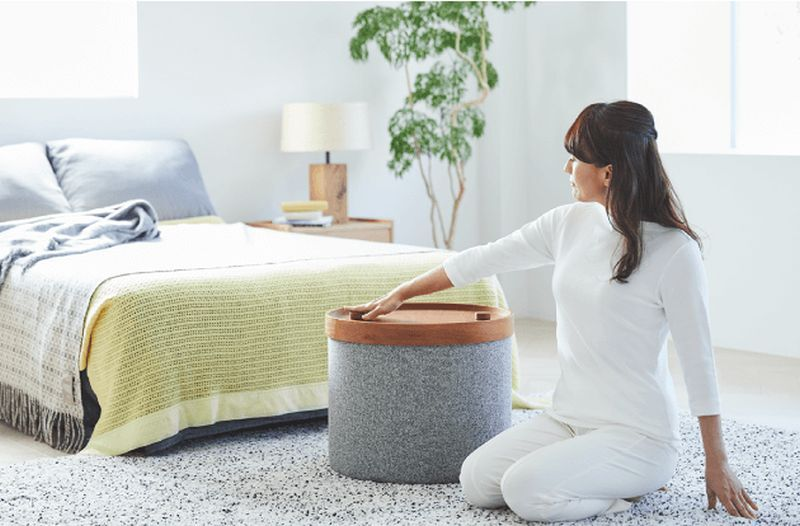 At-Home Fitness Furniture Designs