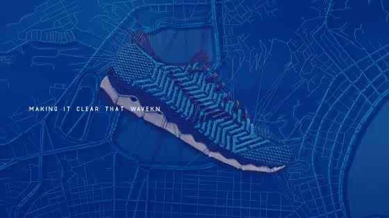 Thread-Based Shoe Ads