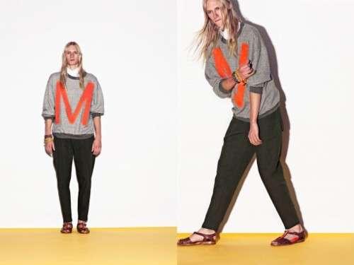Overtly Feminine Menswear Lookbooks