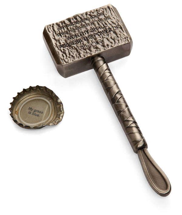Heroic Hammer Drink Openers