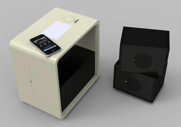 Intelligent Input Speakers
