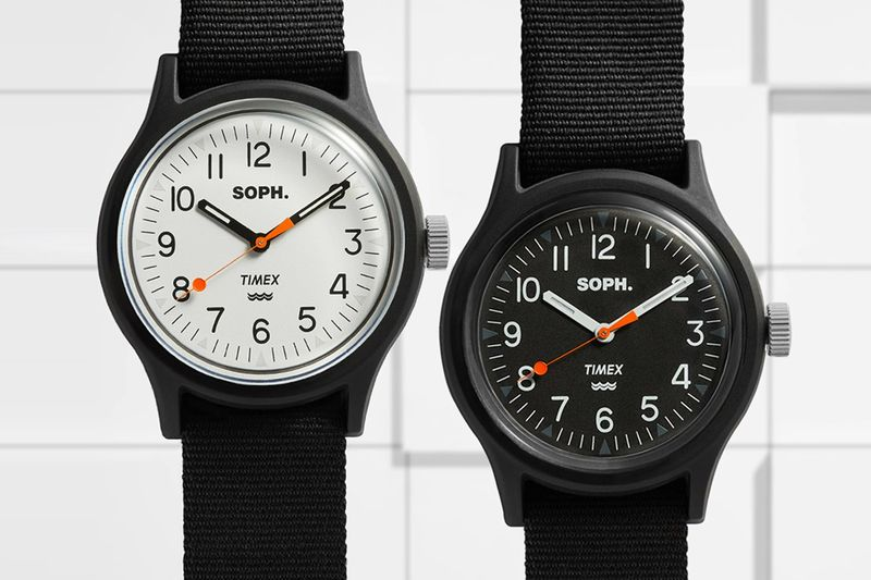 80s-Inspired Rugged Watches