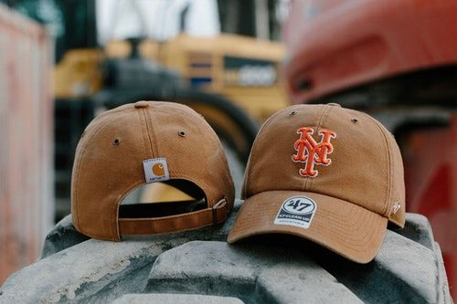 Workwear-Inspired Baseball Caps