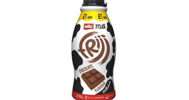 Extended Freshness Milkshake Drinks