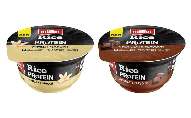 Dessert-Inspired Protein Puddings
