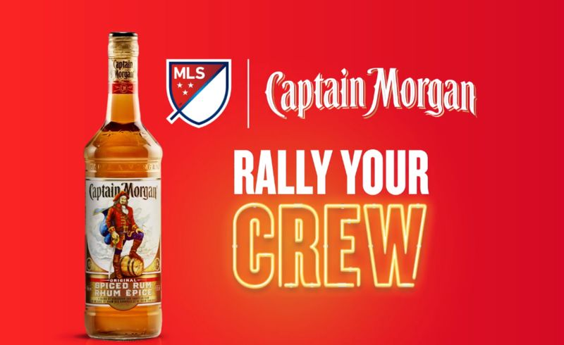 Alcohol-Branded Soccer Collaborations