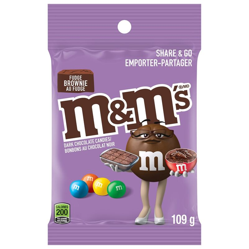 Brownie-Inspired Candy Releases