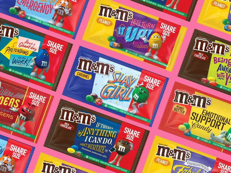 Motivational Candy Packs