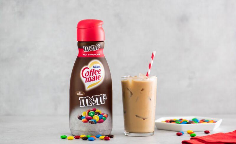Chocolatey Candy Coffee Creamers