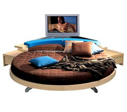 Mobelform Rotating Bed: Only $7100