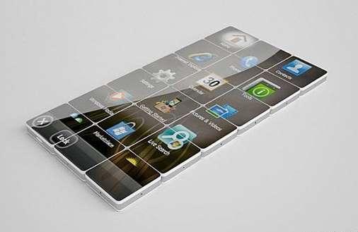 Sliding Puzzle Smartphones