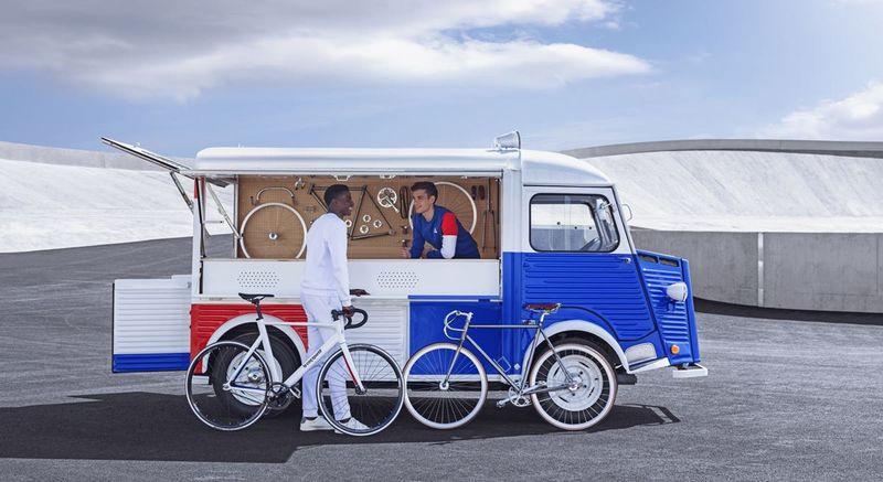 Classic Van Bike Shops
