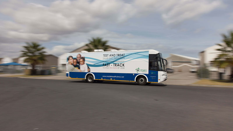 Mobile HIV-Testing Clinics