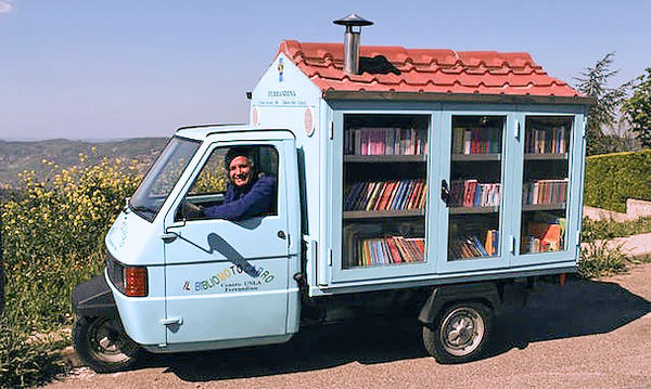 Charming Mobile Libraries