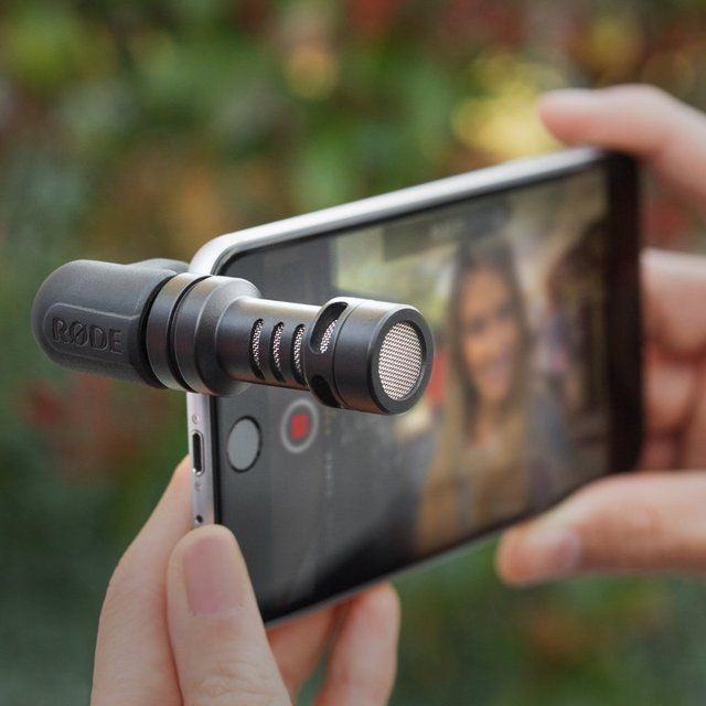 Attachable Mobile Microphones