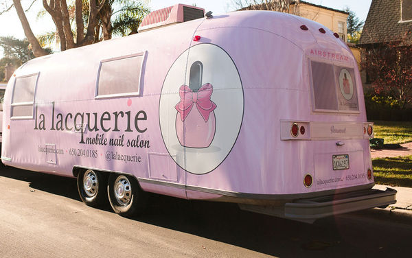 Mobile Nail Salons