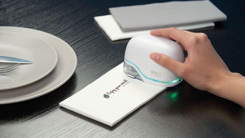 Intuitive Handheld Printers