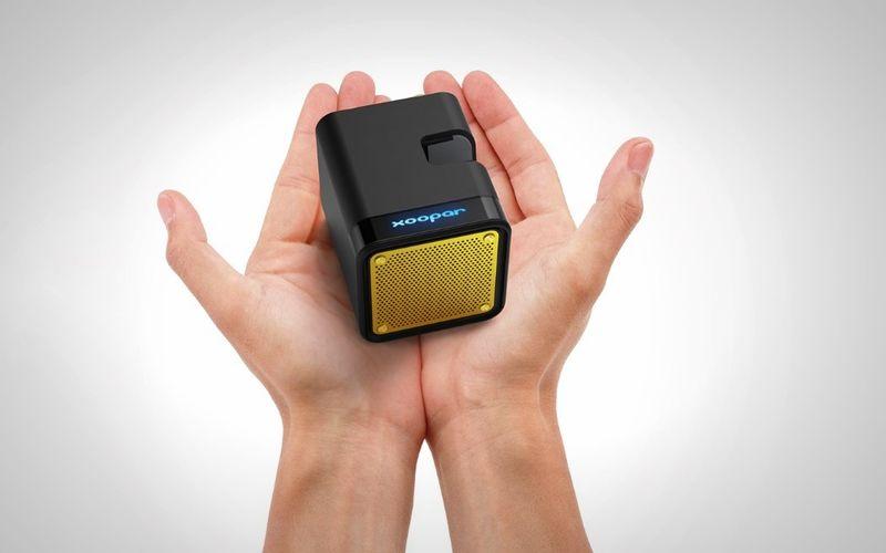 NFC Smartphone Speakers